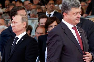 Ucraina và 2 cuộc chiến luẩn quẩn