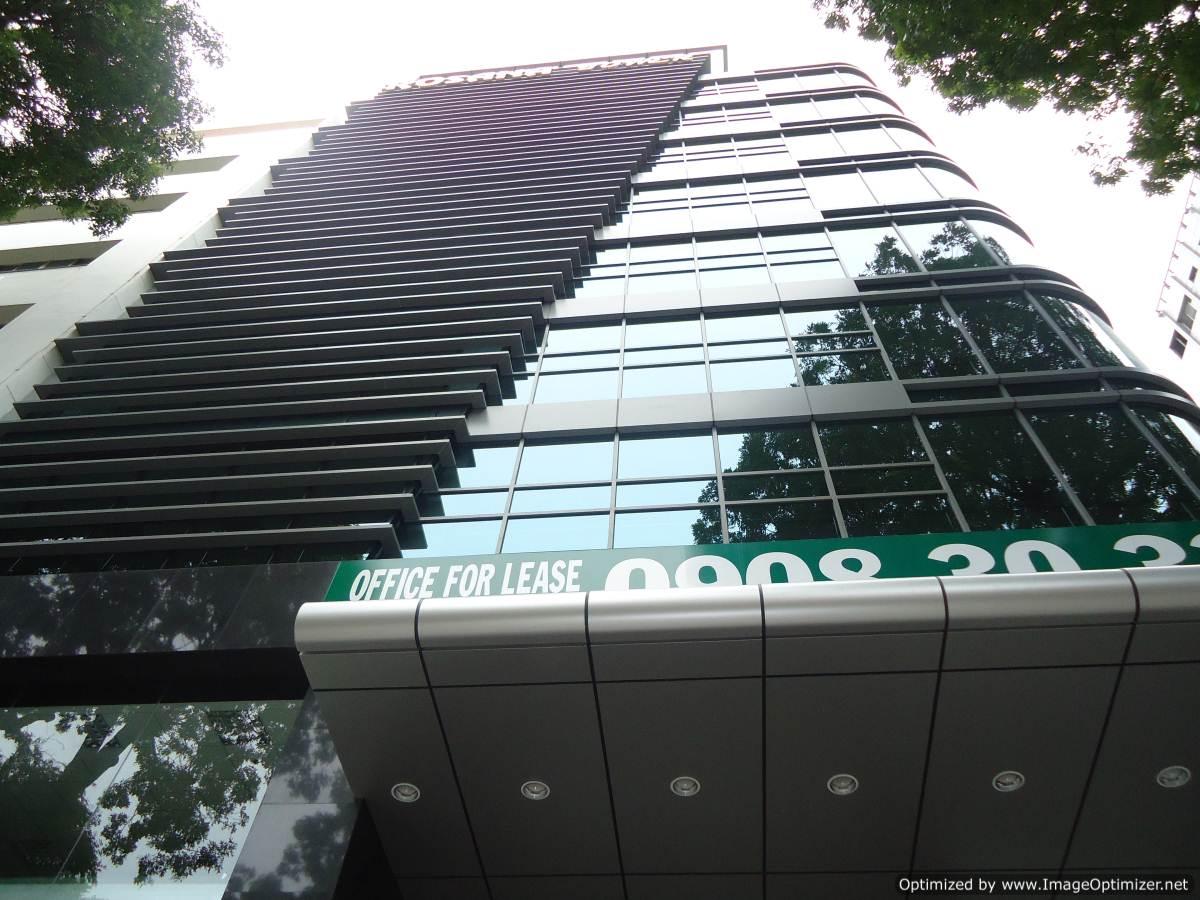 """""""Cá mập"""" thâu tóm các cao ốc văn phòng"""