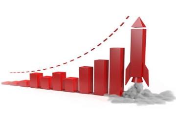 Cổ phiếu ngân hàng bứt phá giúp VN-Index tăng gần 4 điểm