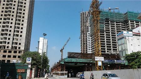 Những dự án căn hộ bám theo các tuyến Metro tại Hà Nội