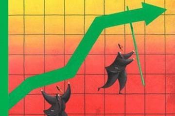 Thanh khoản sụt giảm, thị trường tăng điểm nhẹ