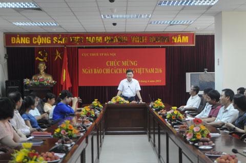 6 tháng cục thuế Hà Nội hoàn thành 51,3% kế hoạch