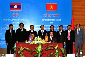 Thuế nhập khẩu từ Lào chính thức về 0%