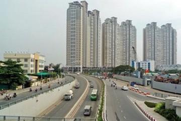 Khu Đông trỗi dậy, tiêu thụ căn hộ Sài Gòn tăng cao kỷ lục