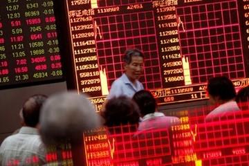 Chứng khoán Trung Quốc thiệt hại 2.400 tỷ USD, gấp 10 lần GDP Hy Lạp