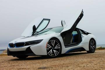 BMW i8: Tương lai cho dòng xe thể thao hybrid