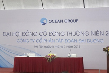 [ĐHCĐ OGC] Đại hội lần 2 bất thành, dự kiến lợi nhuận 2015 đạt 569 tỷ đồng