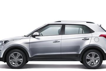 Hyundai Creta: Đối thủ của Ford EcoSport lộ diện