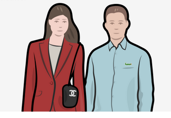 [Infographic] 8 điều mọi người đánh giá về bạn sau vài giây gặp mặt