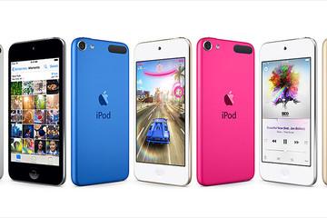 Apple bất ngờ nâng cấp iPod Touch lần đầu tiên sau 3 năm