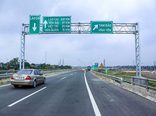 Vay ADB cho cao tốc Nội Bài - Lào Cai