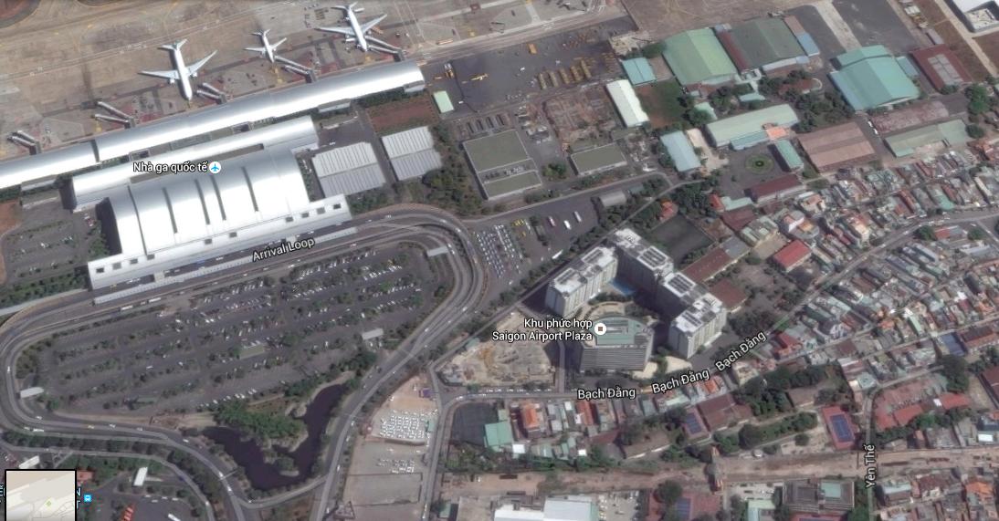 OCH dự kiến chuyển nhượng dự án Saigon Airport Plaza