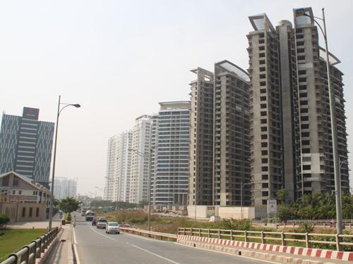 Quỹ đầu tư ngoại ồ ạt rót vốn vào BĐS Việt Nam