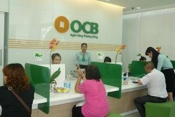 OCB: Lợi nhuận 6 tháng sa sút mạnh vì dự phòng rủi ro
