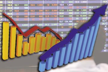 Cổ phiếu lớn đồng loạt giảm mạnh, VN-Index mất hơn 6 điểm