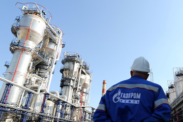 Lợi nhuận ngành khí đốt Nga tăng trưởng bất chấp giá dầu giảm