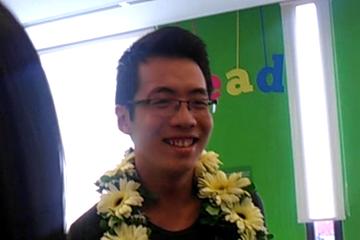 Bí quyết học tiếng Anh của chàng trai đạt giải thưởng IELTS Đông Á