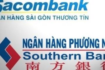 NHNN chính thức chấp thuận cho Southern Bank sáp nhập vào Sacombank