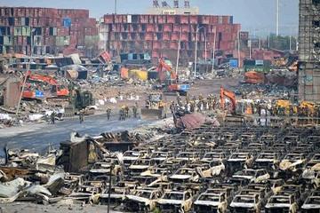 Ngành bảo hiểm Trung Quốc thiệt hại 1,5 tỷ USD do vụ nổ Thiên Tân