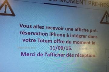 iPhone 6S cho đặt hàng từ ngày 11/9