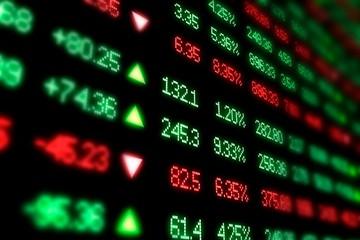 [Chart] Diễn biến thị trường chứng khoán toàn cầu 1 tháng qua