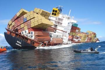 Giao dịch thương mại toàn cầu giảm mạnh nhất trong 6 năm qua