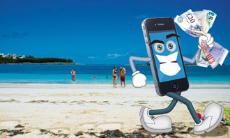 Truphone – phần mềm đàm thoại quốc tế nên có khi du lịch nước ngoài