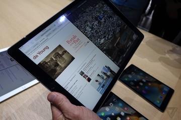 iPad Pro màn hình 'khủng' với bút viết Apple Pencil
