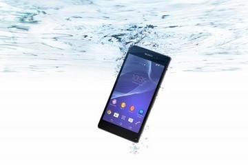 Sony: Đừng dùng smartphone chống nước ở dưới nước