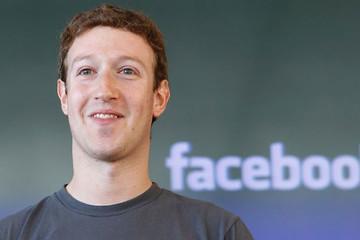 Bất ngờ với góc làm việc của CEO Facebook
