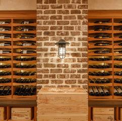 Khám phá hầm rượu trị giá 100.000USD có tên 'Chén Thánh'