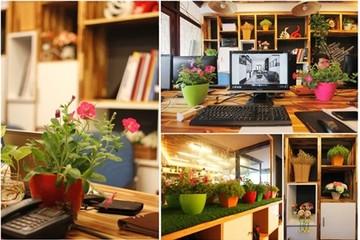 [Ảnh] Ngắm 10 văn phòng làm việc cá tính nhất Việt Nam năm 2015