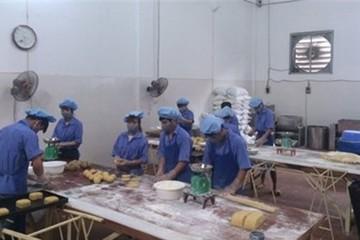 Nhiều lò bánh Trung thu né đoàn kiểm tra