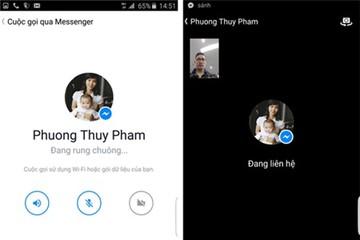Facebook Messenger đã cho gọi điện miễn phí tại Việt Nam