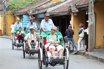 Lượng khách quốc tế đến Việt Nam giảm 5,9%