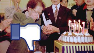 Có cần thiết khi Facebook tự động nhắn tin mừng sinh nhật?