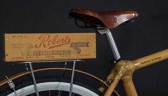 Xe đạp làm từ tre Việt Nam giá 100 triệu đồng tại Mỹ
