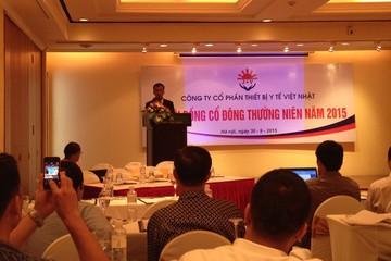 [ĐHCĐ JVC] Dùng vốn mới phát hành để trả nợ do VietinBank cưỡng chế cắt nợ