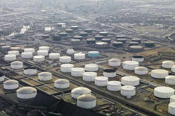 Giá dầu giảm 24% trong quý III
