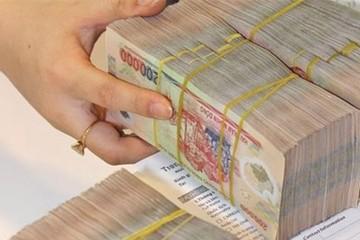 Bộ Tài chính đã nhận 30.000 tỷ vay từ NHNN