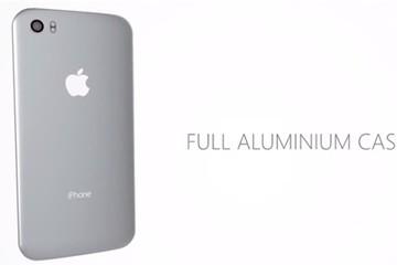 Ý tưởng iPhone 7 không phím Home, không cần sim