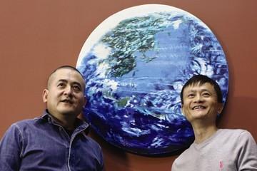 Jack Ma bán bức tranh tự vẽ với giá hơn 120 tỷ đồng
