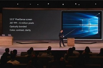 Microsoft Surface Book:
