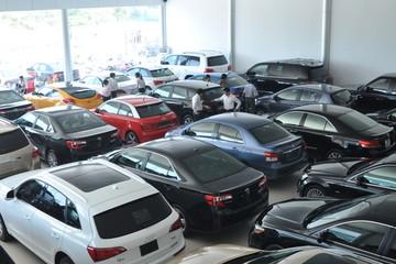 Ô tô bán chạy trong tháng 9, cổ phiếu ngành tăng mạnh