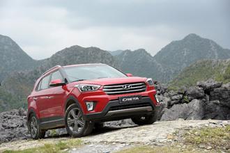 Hyundai Creta ra mắt thị trường Việt