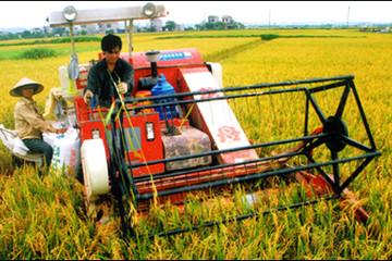Nguồn vốn đầu tư vào nông nghiệp quá thấp