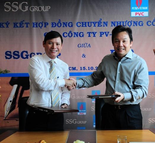 PVX: Chuyển nhượng toàn bộ 26% vốn góp tại PV-SSG cho SSG, thu về 100,8 tỷ đồng