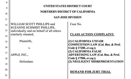 Apple bị kiện vì làm người dùng tốn 5 triệu USD tiền cước 3G