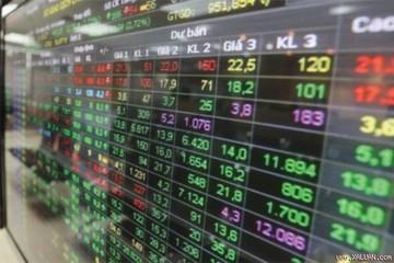 Lực bán tăng mạnh, thị trường giảm điểm cuối phiên