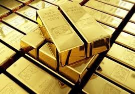 Vàng xuống sát 1.100 USD khi đồng USD lên cao nhất trong 3 tháng